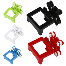 Universal Landing Gear Camera Holder Gimbal Mount For SYMA X8HG X8G X8W RC Quadcopter Drone High Grade Plastic(China)