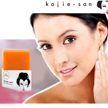2x 65g Kojie San kojic acid soap Skin Whitening Lightening Bleaching Kojic Acid Glycerin Soaps Lightens Dark Spots