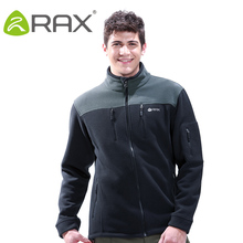 RAX Softshell Jacket Men Military Outdoor Waterproof Windproof Mountaineering Jackets Camping Hiking Thermal Coats 43-2J051(China)