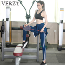 2018 Hot Sale New Women Fitness Yoga Set Black Sport Wear Breathable Long Sleeve Jackets Sports Bras Leggings 4 pcs Jogging Suit(China)