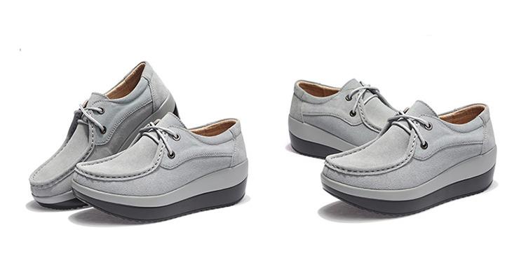 HX 3213-2 (20) 2017 Autumn Winter Women Shoes Flats