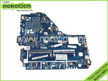 NB.MEQ11.001 For Acer Aspire E1-530 E1-570 Z5WE1 Laptop motherboard LA-9535P NBMEQ11001 intel Pentium 2117U SR0VQ CPU Onboard