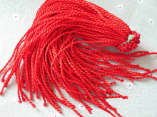 Cheap Hot Sell!50pcs/lot Wholesale Good luck Red String Bracelet Fashion Jewelry B908(China)