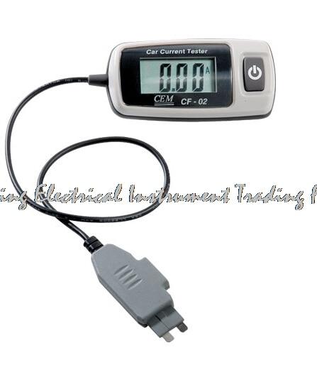 4-8 days arrival CEM CF-03 Digital  Current Tester 200mA 48VDC Professional Automotive Current Tester Portable Diagnostic Tool<br><br>Aliexpress
