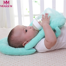 2017 Baby Sitting Learning Pillow Multifunctional Nursing Pillow Breastfeeding Pillow Cotton Feeding Waist Support Cushion(China)