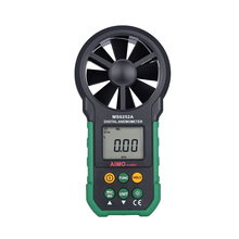 Professional Digital Anemometers AIMO MS6252A Wind Speed Meters Air Volume Measuring Meter with LCD Display Diagnostic- tools
