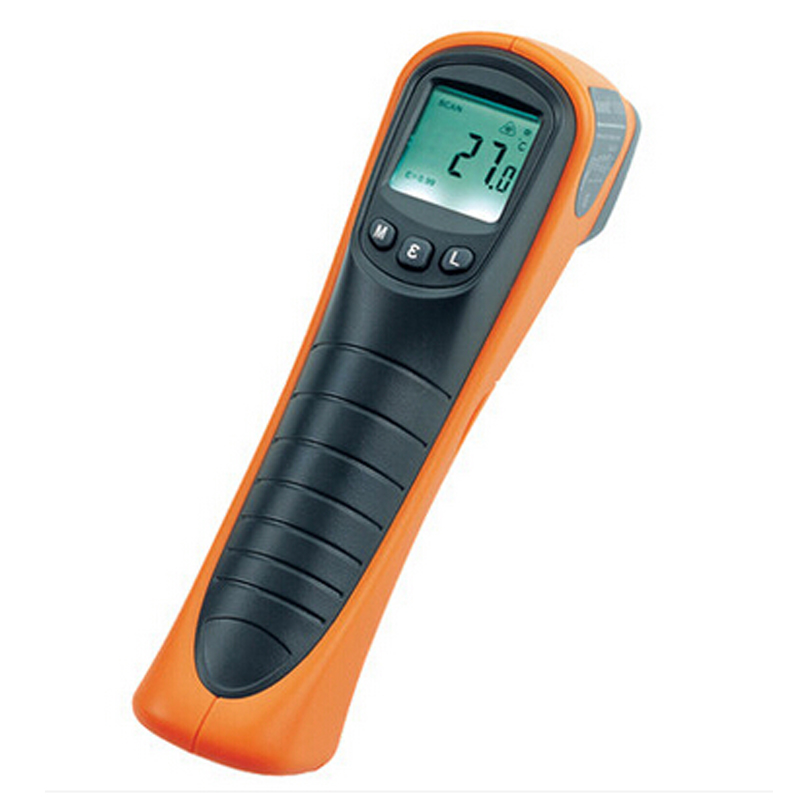 Non-contact temperature measurement Built-in laser Infrared Thermometer range -25--520  Distance was over D: S = 10: 1<br><br>Aliexpress