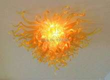 Free Shipping Wonderful Christmas Chandelier Murano Glass For High Ceiling Decoration