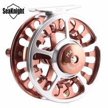 SeaKnight Honor Fly Fishing Reels 3/4 5/6 7/8 9/10 Machined Aluminum Full Metal Fly Fish Wheel Saltwater Freshwater Fishing
