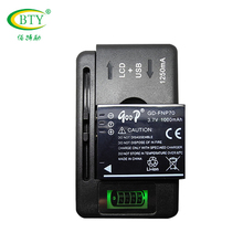 BTY 925B battery charger  Universal Digital LCD Charging For Smart Mobile Phone 5V USB Port US EU Plug chargeur High Quality