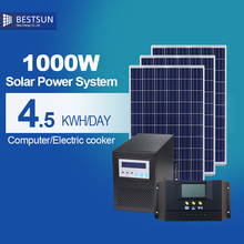 Household off Grid Solar Power Product 3KW Hot Sale Utility Grid Connected Solar Power System 1kw 10KW Solar Production Equip