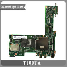 For Asus Transformer T100TA Tablet Motherboard 32GB Atom 1.33Ghz CPU 60NB0450-MB1070-208 100% Working