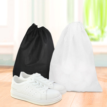 5PCS Thick Non-Woven Shoes Storage Bag Dust Bag Travel Sundries Storage Kids Toys Travel Shoes Laundry Lingerie(China)