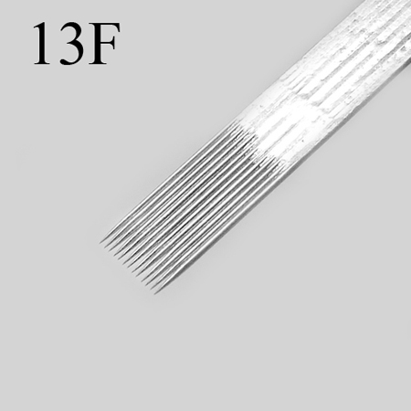 Professional 50PCS Tattoo Needles 13F Disposable Sterilze Tatoo Needles To Tattoo Supply High Quality
