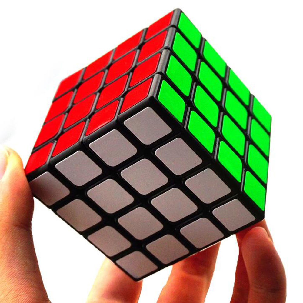 Treeby 4x4x4 rubiks cube cube sticker block puzzle magic cube fidgets speed rubik cube puzzle magico classic toy gifts