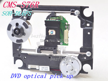 free shipping Optical pick up CMS-S76R  CMSS76R  for DVD Laser Lens Pickups SOH-DL6 with plastic mech CMS-S76