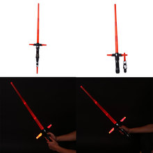 Cosplay Star Wars The Force Awakens Kylo Ren Lightsaber w/ Light&Sound