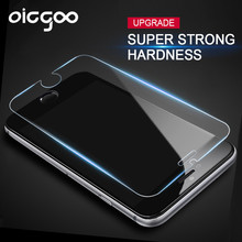 Oicgoo Anti Shatter Protective Tempered Glass For iphone 7 7 plus 6 6s 5 5s Screen Protector Film For iphone 7 6 6s Plus Glass
