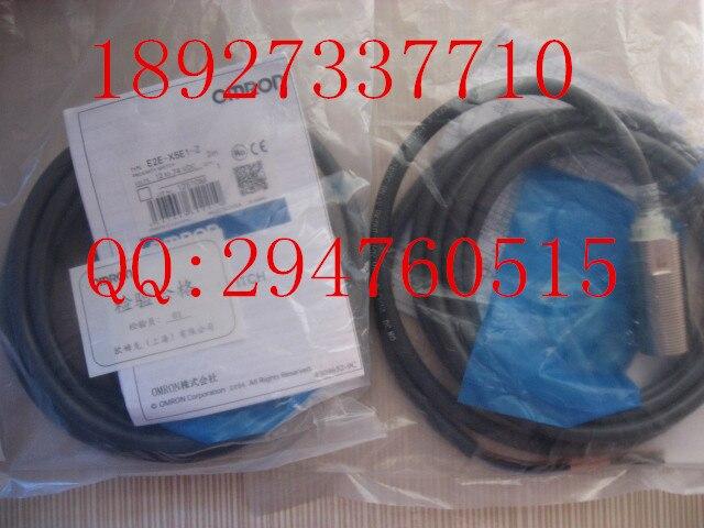 [ZOB]   proximity switch E2E-X5E1 2M factory outlets  --5PCS/LOT<br><br>Aliexpress