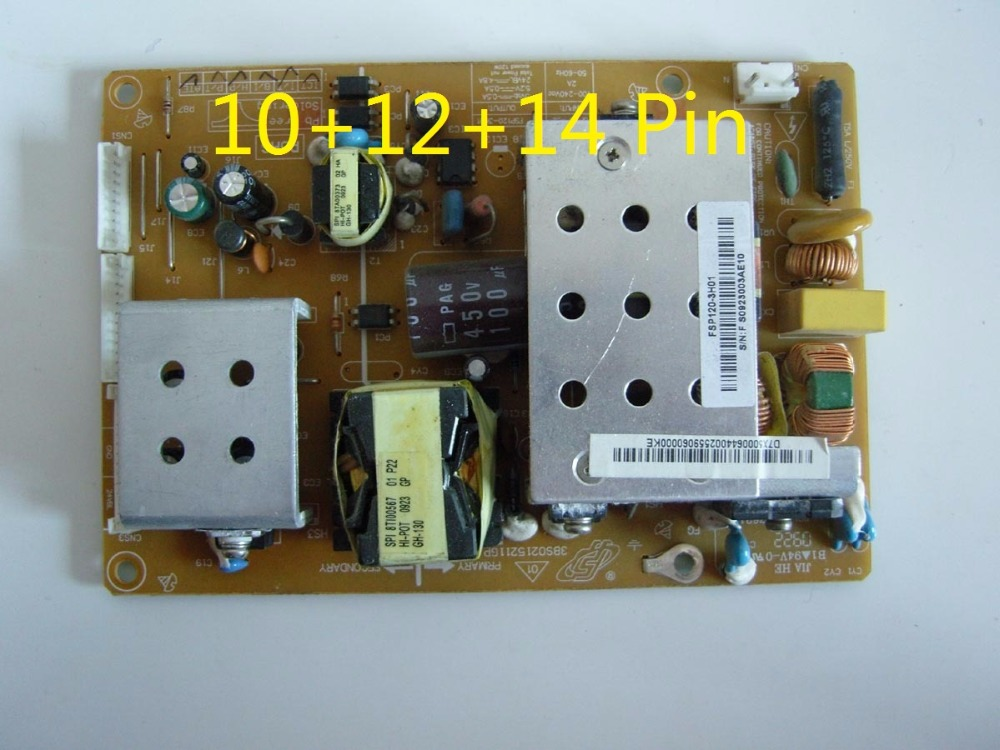 FSP120-3H01 LCD Power Board(output 10+12+14pin)<br>