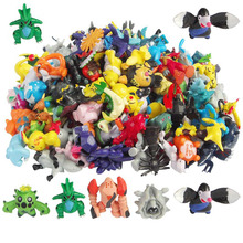 New Style Toy bag 18Pcs/bag Little Pet Shop Mini cute Littlest Animal Cat patrulla canina dog Action Figures Kids toys(China)