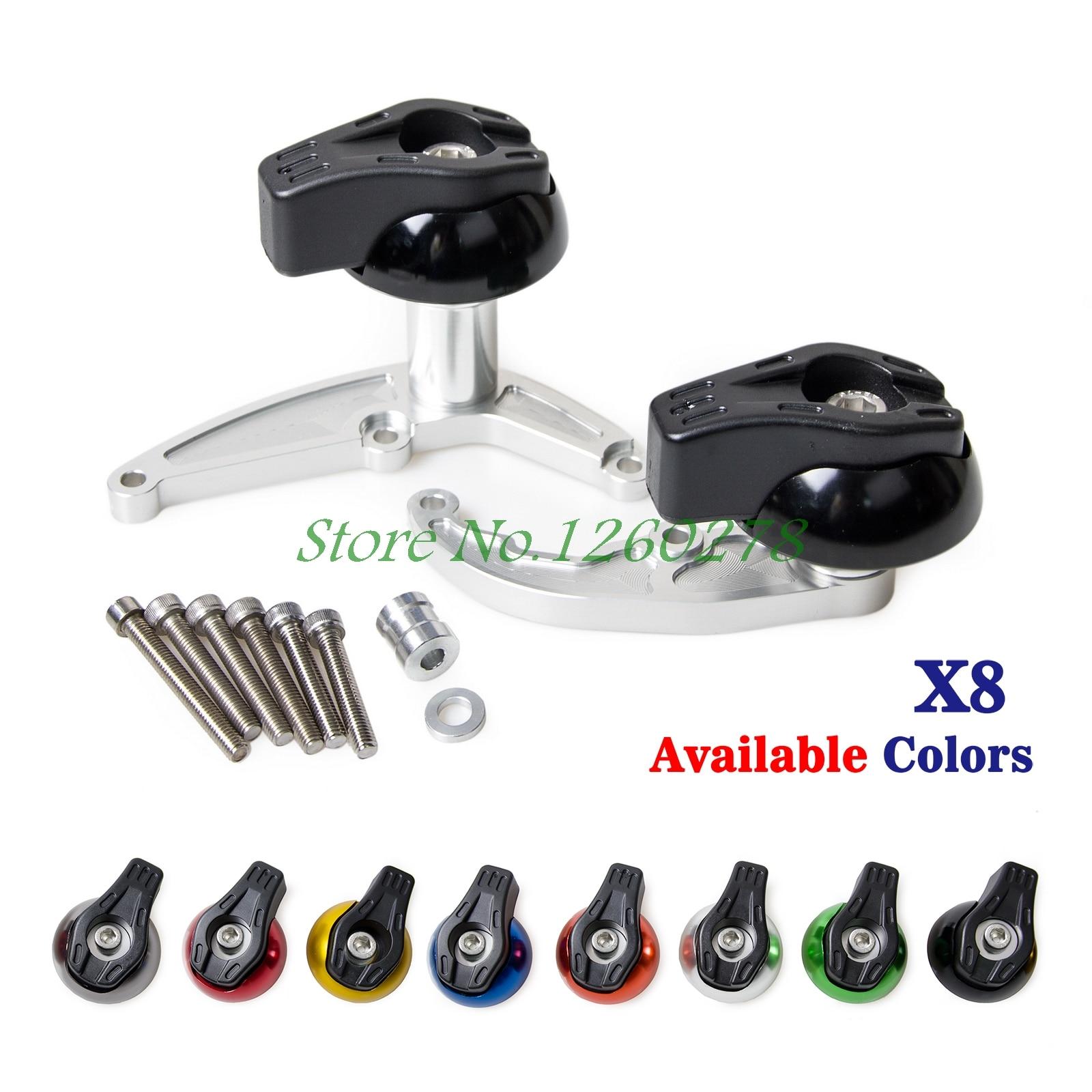 Motorcycle Engine Case Stator Crash Pad Slider Protector For Honda CBR600RR 2007 2008 2009 2010 2011 2012 2013 2014 2015 2016<br>