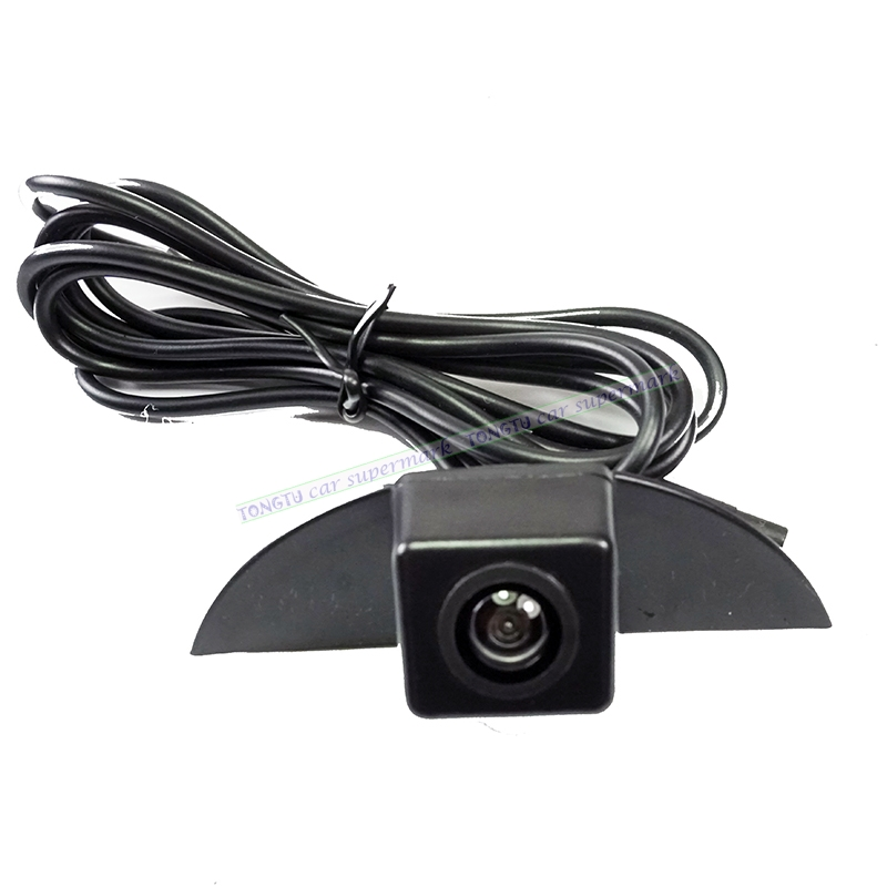 Color CCD Vehicle logo Front view camera for Nissan X-Trail Tiida Qashqai Livina fairlady Pulsar Cube Armada Frontier Murano 2