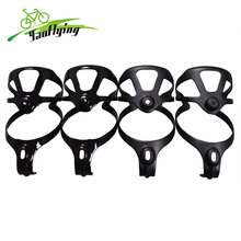 2pcs carbon bottle cages for road/mtb bike bottle holder with matte/glossy bicycle parts water bottle cages(China)