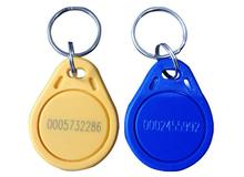(100 pcs/lot) 125Khz Proximity EM4100 RFID  Tags Key Tokens Keyfobs Smart Card Waterproof for Access Control Time Attendance
