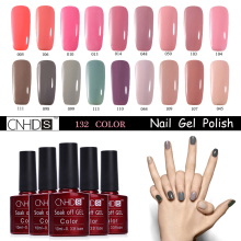 CNHIDS 132 Color Nail Polish Long-lasting Soak Off Gel Polish UV & LED Lamp Nail Varnish DIY Gel Nail Varnish Manicure Art Tools(China)
