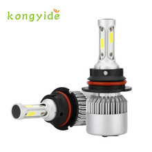 Buy Car light H1 H4 H7 H11 9005/9006 H13/9008 led headlights 6000k 110W 16000LM LED light Conversion Kit Car Beam Bulb Driving Lamp for $13.54 in AliExpress store