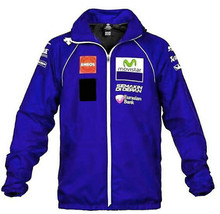 New Brand MotoGP FORTYSIX Windbreaker Fit for Yamaha movistar Racing Team Jackets motorcycle casual sport windbreaker clothes