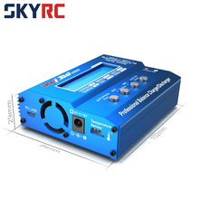 SKYRC IMAX B6 mini RC Battery Charger Discharger Intelligent Battery Charge Display Li-Po Li-Fe Li-Ion Ni-MH Ni-CD Charger(China)