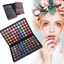 120 Colors Eyeshadow Palette Earth Color Makeup Comestic Powder Eye shadow Make Up Set Kit Professional