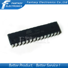 1PCS ATMEGA328P-PU DIP28 ATMEGA328-PU DIP ATMEGA328P new and original IC free shipping