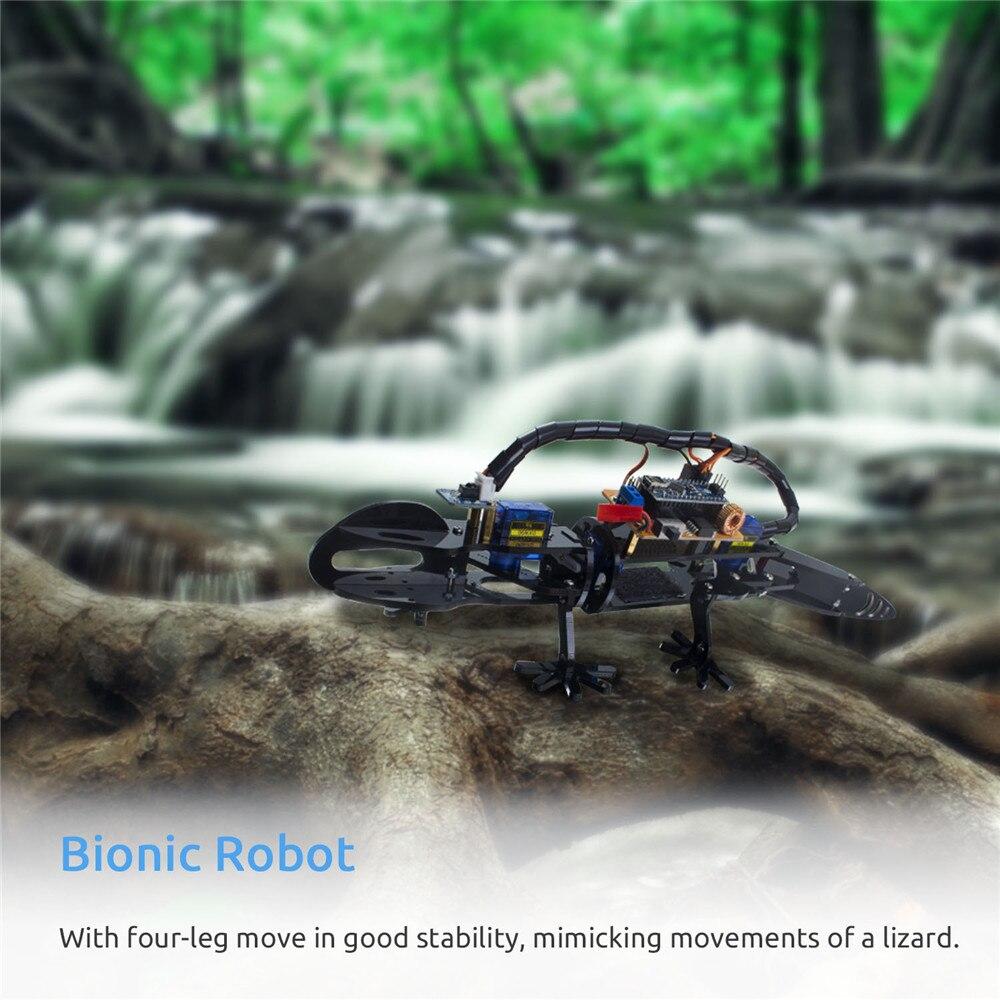 DIY Educational Robot (5)