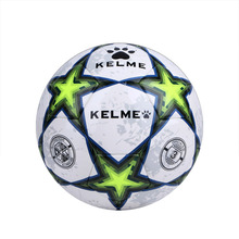 KELME KELME Official Authentic High Quality Size 4 Size 5 PU Soccer Ball Football Ball Anti-slip For Match Training Competition8(China)