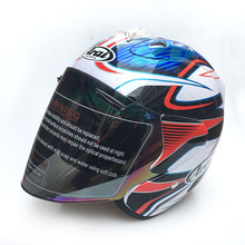 Free shipping New ARAI motorcycle helmet racing helmet personality men and women sunscreen helmet half helmet light half helmet