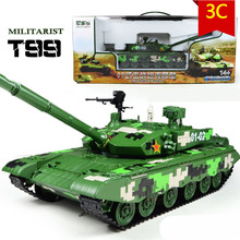 Big Military Model,1:35 alloy model T99 MBT tank,Metal tanks,Diecast cars,Good gift,Gift Package,free shipping