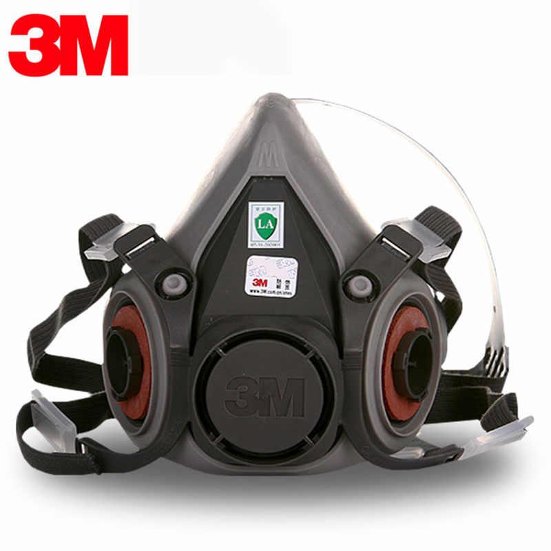 maschera viso 3m