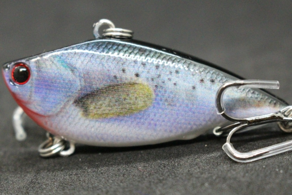 17 wLure Life Like Pattern Fishing Lure with Upgraded Treble Hooks 27