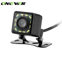 Onever Waterproof 170 Wide Angle Rear View Camera Wide Angle Car Back Reverse Camera CCD Reverse Backup Parking Rearview Camera(China)