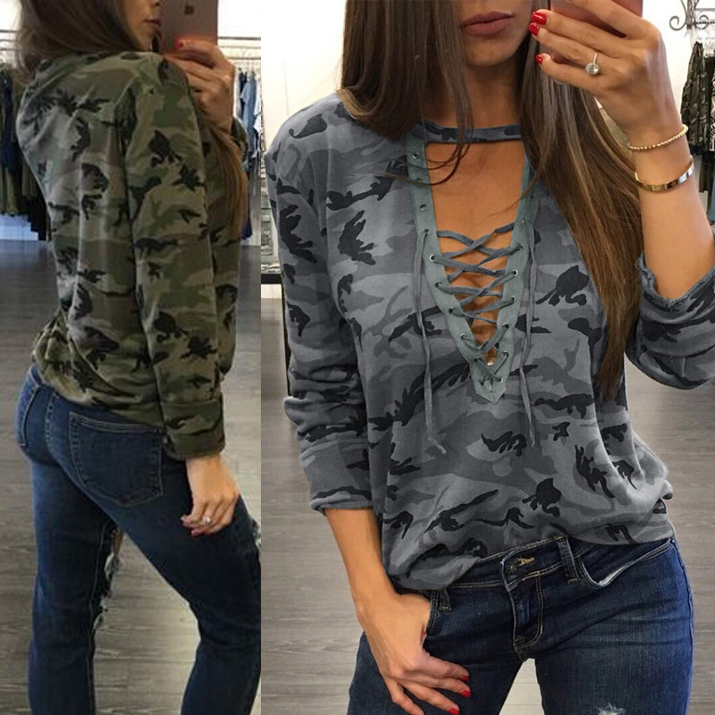 Funny-Womens-Sexy-T-Shirt-Camouflage-V-Neck-Halter-Top-Shirt-Ladies-Loose-Bandege-Tees-Harajuku (5)