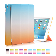 case for ipad Pro 9.7 protective shell or for ipad mini 1 2 3 Smart Awakening Sleep Smart Cover Split Case Send a film as a gift
