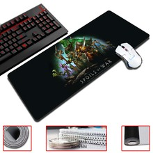 MaiYaCa Super Locking  large Game Mouse Pad 30x60cm high quality DIY pictures super big size computer game tablet Dota 2 Mats