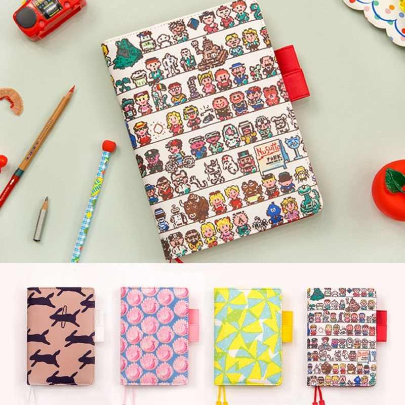 with core Japanese hobonichi same style hobo style notebooks a5 the schedule a6 tsmip diary thick notebook cover core