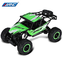 Free Shipping JJRC Q15 RC Car 4WD Rock Crawlers 4x4 Driving Car Double Motor Drive Bigfoot Car Remote Control Model Off-Road Toy