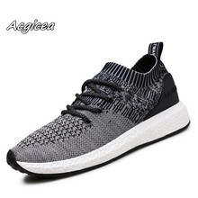 Mens Shoes Casual Shoes Summer Breathable Lace Flats Fashion Light Male Footwear Mesh Masculino Zapatos Hombre Sapatos g001