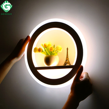 Wall lamps led sconce living room recessed brass decoration stairs wall lights balcony hanging side cheap exterior garden children round led wand lamp dressing room mirrors xmas light deer restroom acrylic sconces christmas unique bedside wall light(China)