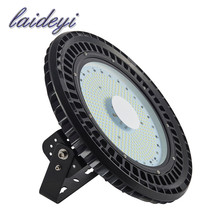 Buy LAIDEYI 8PCS 110V 200W UFO High Bay Light LED Mining Lamp IP54 SMD5730 Industrial Lighting Light Ceiling Spotlight Warehouse for $471.89 in AliExpress store